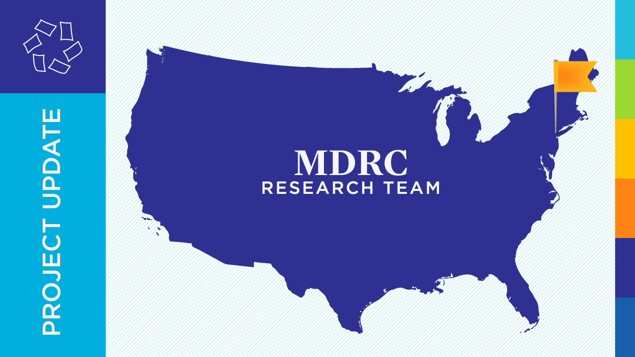 MDRC project update