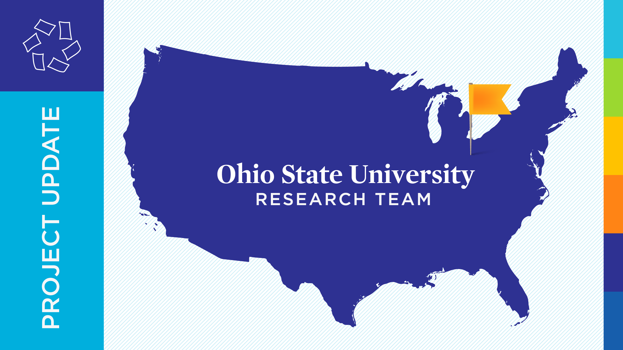 Ohio State University Research Team Map Graphic