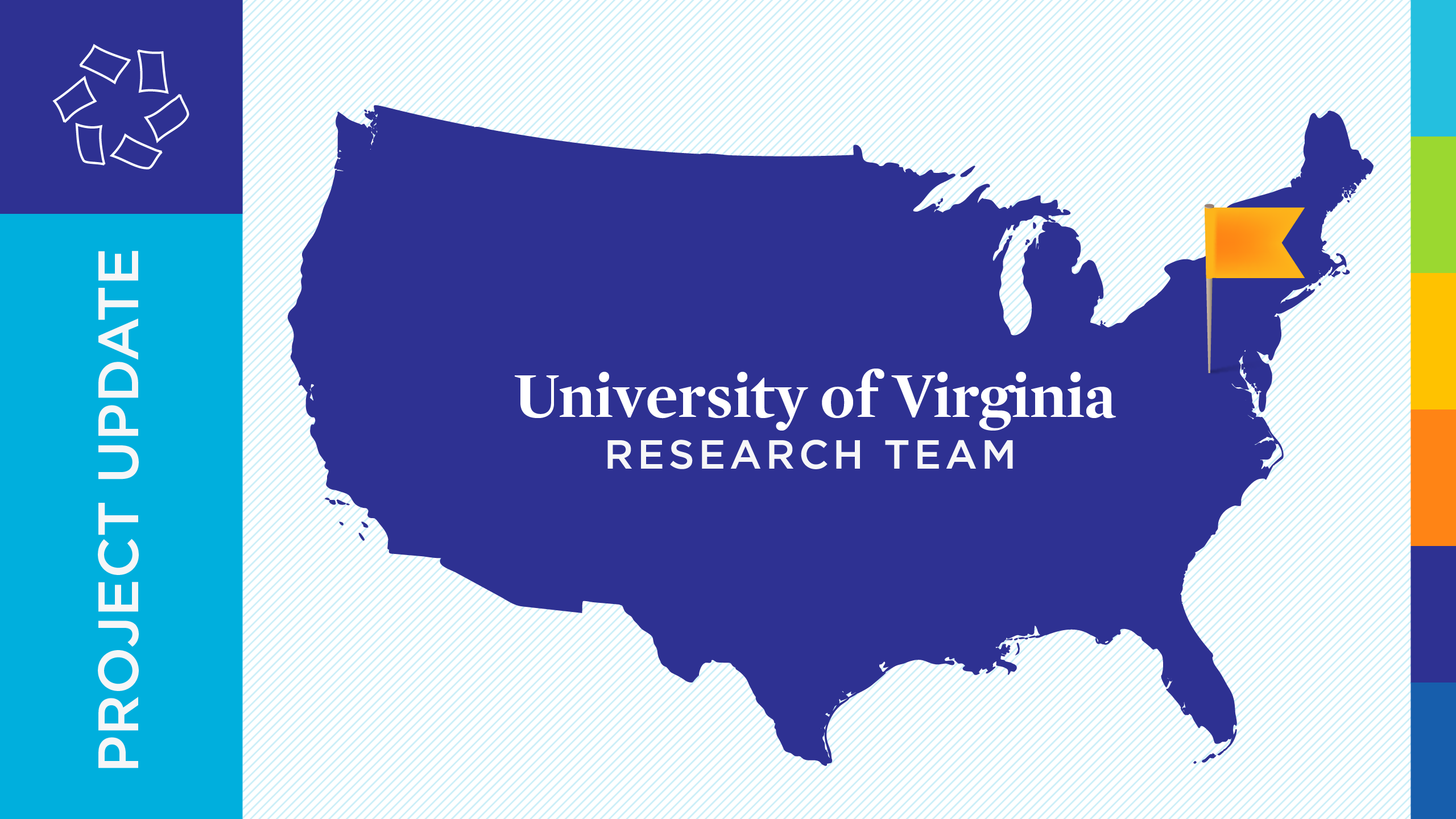 UVA project update map