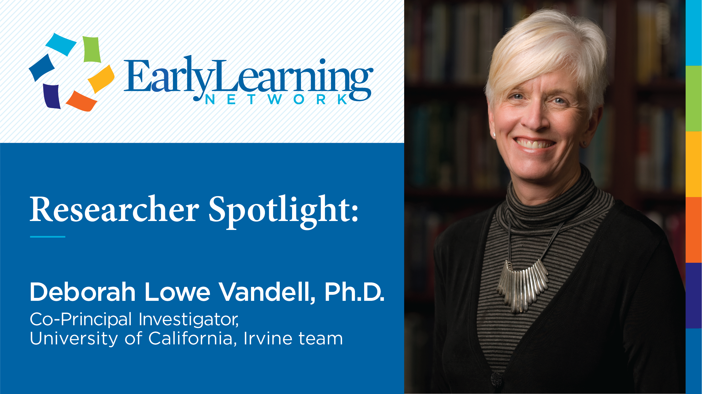 Research Spotlight Deb Low Vandell