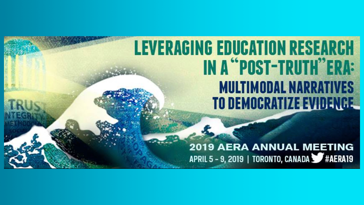 2019 AERA Annual Meeting featured image.