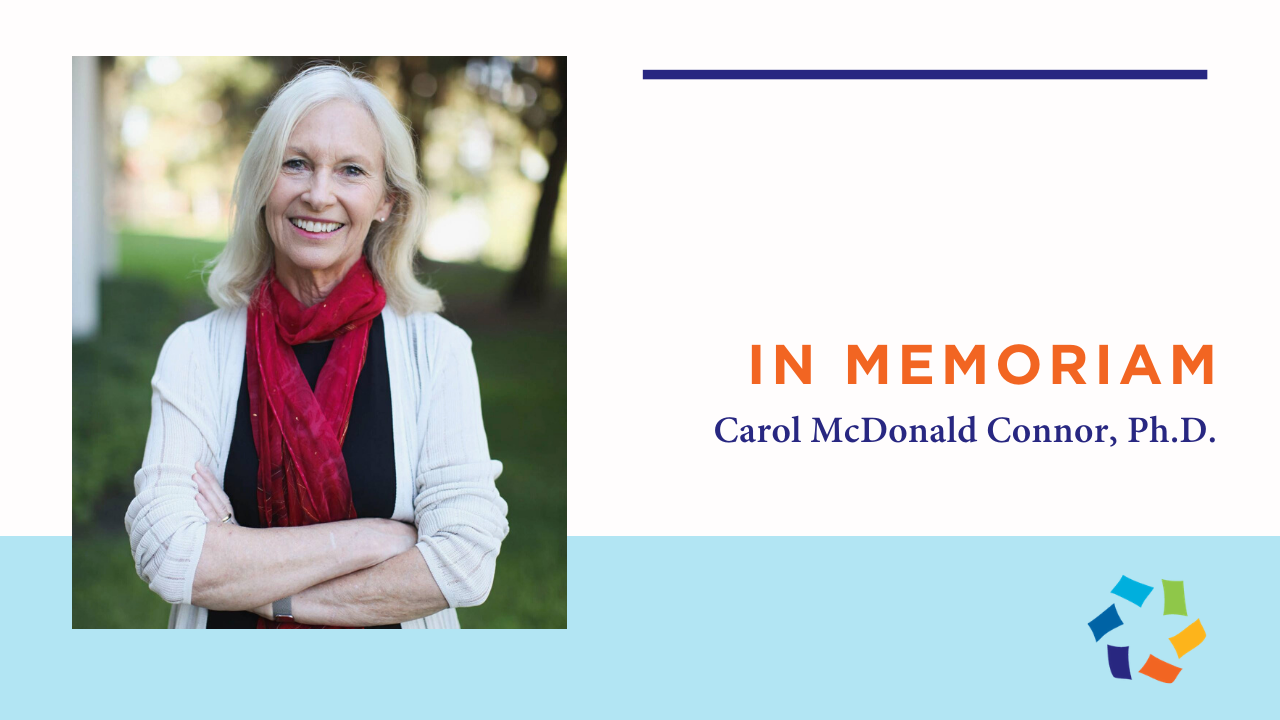 Carol Connor In Memoriam